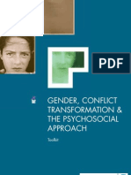 Swiss Ag for Dev and Coopr (2006) Gender, conflict, transformation & the psychosocial approach