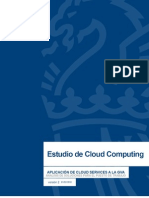 Estudio Cloud Computing