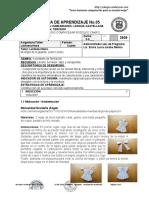 GUÍA  N° 05 LECTOESCRITURA TERCERO ELVIRA  4 P 2020 (3)
