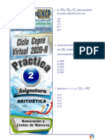 Aritmética 2