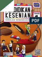 Pendidikan Kesenian Tahun 1 SK Teks KSSR Semakan