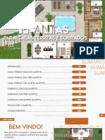 Ebook - 100 Plantas para Casas Terreas e Sobrados.pdf