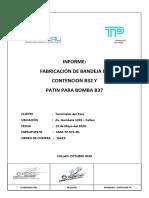 INFORME FABRICACIÓN DE BANDEJA DE CONTENCION B32 Y DE PATIN PARA BOMBA B37-convertido.pdf