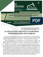 BOLETIM INFORMATIVO - #IPB12 - 2009  Nº 245