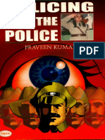 POLICING THE POLICE - Ensemble of articles on police and policing