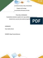 PropuestaConstrucciónProyectoSocial