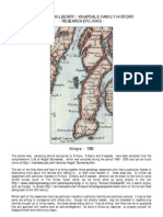 Kintyre - Family History - Researcher Links