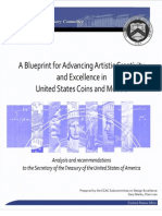 A Blueprint for Advancing Artistic Creativity and Excellence in United States Coins and Medals