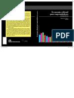 Cultura - Economía cultural para emprendedores perspectivas.pdf