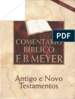 Comentario Bíblico F. B. Meyer