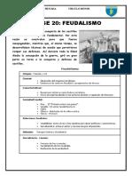 CLASE 20 HISTORIA  CÍRCULO M.