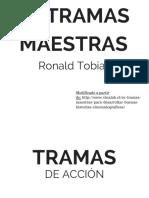 Ronald Tobias, 20 TRAMAS MAESTRAS