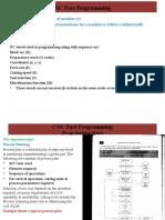 Lecture 8 & 9. Milling program