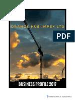 OHB PROFILE 2017