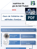 Cours Validation BACQ 3 Prot ICH  2015  2016 P2 (1)