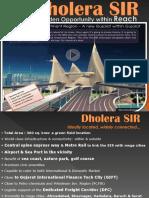 Dholera SIR final