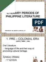 Literary-Periods