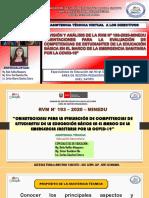 PPT RVM 193-2020-MINEDU EVALUACIÓN DE COMPETENCIAS Rode Huillca Victor Bastidas Carlos Sanchez.pdf