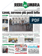 Video rassegna stampa giornali in pdf del 25 ottobre 2020