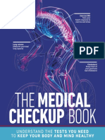 The Medical Checkup Book By DK
