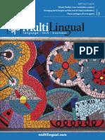 MultiLingual Sep/Oct 2020