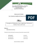 Conception-et-Realisation-dune-Application-Web-pour-la -Gestion-dune-Auto-ecole