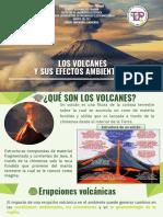 Volcanes y sus consecuencias ambientales