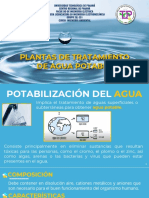 PLANTAS DE TRATAMIENTO DE AGUA POTABLE