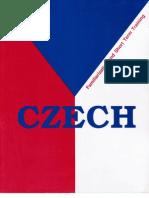 FSI - Czech FAST - Student Text