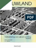 Nieuwland, verbetering van wijk en woning, uitwerking