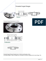 threaded-forged-flanges