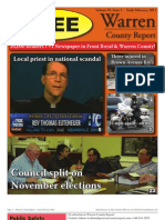 The Early February, 2011 edition of Warren County Report