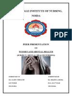 women &mental health.docx