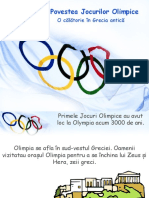 The Simplified Story of the Olympic Games.ppt