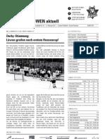 Ausgabe Nr. H1 - Kassel Huskies (Hessencup 2011)
