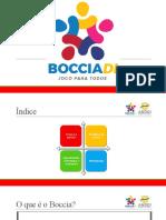 Projeto Nacional de Boccia DI - Sessão 1