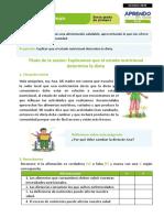 FICHA 3 SESION 1 EXP 2 CIENCIA Y TECNOLOGIA SEXTO GRADO - OCTUBRE 2020