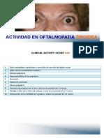 INFLAMACION OFTALMOPATIA ASOCIADA AL TIROIDE CAS