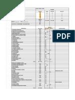 Cursograma analitico MANISOL