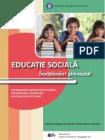 ED SOCIALA ghid remedial