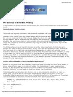 Gropen, Science Writing.pdf