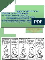 1. El enfoque comunicativo de la lengua y la literatura.pdf