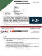SILABO DE MATEMÁTICA Y CURRÍCULO -VC INICIAL EIB-2020