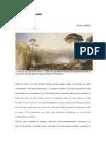Óscar Carrera - Nota sobre Frazer