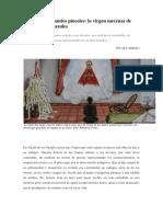 Santos óleos y santos pinceles la Virgen mecenas de Alcalá de los Gazules, 2017.pdf