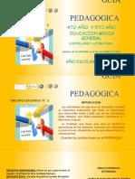 GUIA PEDAGOGICA 4to AÑO A 5to Año CIRCUITO 2.pptx