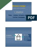 Arhitektonska Fizika - Arh Fax u BGD