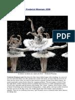 La Danse, A Film by Frederick Wiseman; 2009