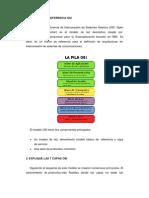 MODELOS DE REFERENCIA OSI DANI