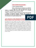 3.3 FORO DE CONTEXTUALIZACIÓN 3